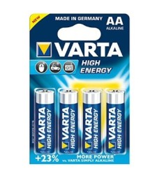 Батерия алк. VARTA HIGH ENERGY LR 6 AA оп. 4 броя