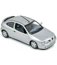 RENAULT Megane Coupe 2001 silver