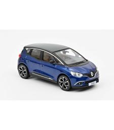 Renault Scenic 2016 - Cosmos Blue & Black