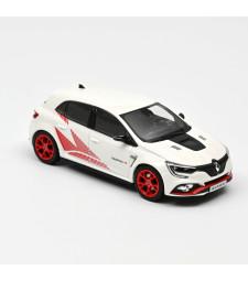 Renault Megane R.S. Trophy-R 2019 - White & Red rims