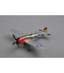 1:48 Американски изтребител-бомбардировач П-47Д 531ФС, 406 ФГ (P-47D 531FS, 406FG)