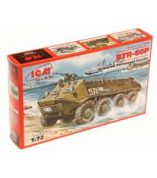 1:72 Руски бронетранспортьор БТР-60П /BTR-60P/