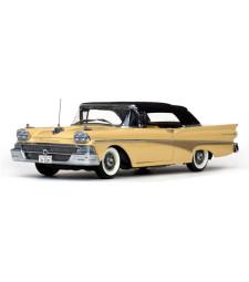 Ford Fairlane 500 Closed Convertible 1958