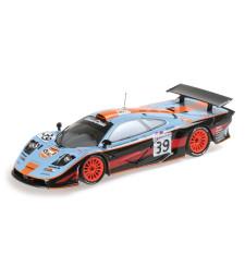 MCLAREN F1 GTR - GULF TEAM DAVIDOFF - BELLM/GILBERT-SCOTT/SEKIYA - 24H LE MANS - 1997  L.E. 1500 pcs.