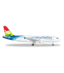 AIR SEYCHELLES AIRBUS A320 - S7-AMI