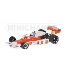 MCLAREN FORD M23 - JOCHEN MASS - US GP 1977 - WITH ENGINE L.E. 1518 pcs.