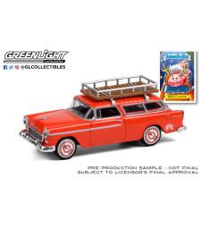 Garbage Pail Kids Series 3 - Bruce Moose - 1955 Chevrolet Nomad Solid Pack