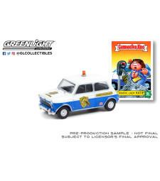Garbage Pail Kids Series 3 - Traffic Lady Katie - 1962 Austin Mini Cooper MkI Solid Pack