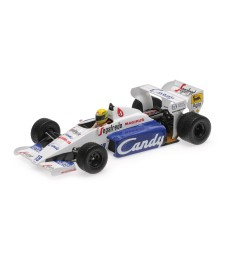 TOLEMAN HART TG183B - AYRTON SENNA - MONACO GP 1984
