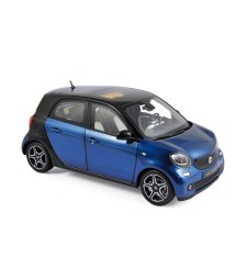 Smart Forfour 2015 - Black & Blue