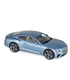 Bentley Continental GT 2018 - Silver