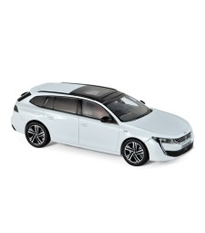 Peugeot 508 SW GT 2018  - Pearl White