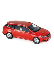 Renault Megane Estate 2016 - Red