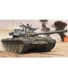 1:35 Израелски танк Тиран-6 (Tiran-6)