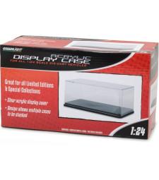 1:24 Прозрачна кутия от акрил с пластмасова основа