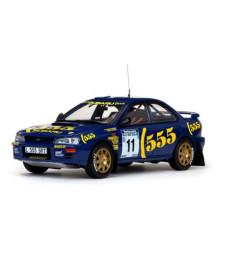 Subaru Impreza 555 - #10 R.Burns/R.Reid - Rally of New Zealand 1994