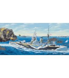 1:200 Британски линеен кораб HMS Nelson 1944