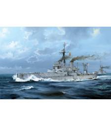 1:350 Британски военен кораб HMS Dreadnought 1918