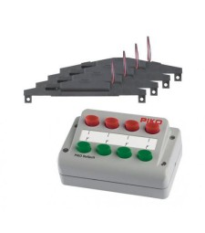 Превключвател за стрелки в сет с механизми