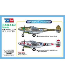 1:48 Американски многоцелеви изтребител Локхийд П-38Л-5-Л0 (P-38L-5-L0 Lightning)