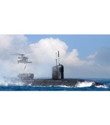 1:350 Американска подводница Greeneville SSN-772