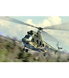 1:72 Полски хеликоптер Мил Ми-2УРН Хоплит (Mil Mi-2URN Hoplite)
