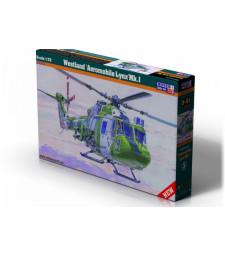 "1:72 Британски вертолет Westland ""Aeromobile Lynx"" Mk.I"