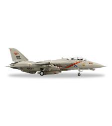 "GRUMMAN F-14A TOMCAT - VF-114 ""AARDVARKS"", U.S.S. ENTERPRISE"