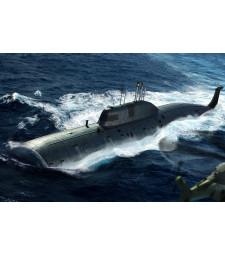 1:350 Руска подводница ССН Акула (SSN Akula Class Attack Submarine)