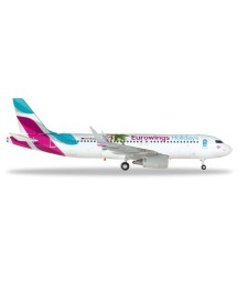"EUROWINGS EUROPE AIRBUS A320 ""EUROWINGS HOLIDAYS"" - OE-IQD"