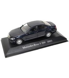 Mercedes Benz S 500 (W 221) 2005