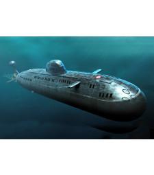1:350 Съветска подводница клас Виктор III Проект 671РТМК ССН (Victor III ClassProject 671RTMK SSN)