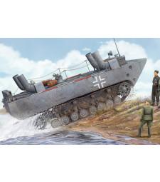 1:35 Германски брониран влекач амфибия German Land-Wasser-Schlepper II-Upgraded