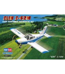 1:72 Чехословашки тренировъчен самолет Злин З-42М (ZLIN Z-42M)