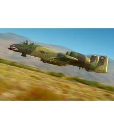 """1:48 Американски щурмови самолет Феърчайлд Репъблик А-10А Мълния II (A-10A """"THUNDERBOLT"""" II)"""