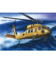 "1:72 Американски хеликоптер UH-60A ""Blackhawk"" (UH-60A ""Blackhawk"" helicopter)"