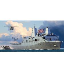1:700 Америкаски кораб Ню Йорк ЛПД-21 (New York (LPD-21))