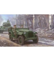 1:35 Soviet GAZ-67B Military Vehicles