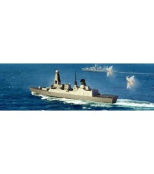 1:350 Разрушител тип 45 (HMS Type 45 Destroyer)