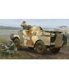 1:35 Руска бронирана машина BRDM-2 с български декали (Russian BRDM-2)