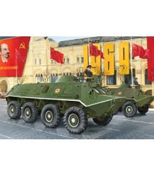 1:35 Бронетранспортьор БТР-60ПБ (BTR-60PB)