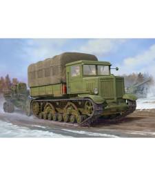 1:35 Съветски военен влекач Воролшиловец