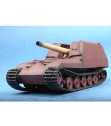 1:35 Германско самоходно оръдие  Geschutzwagen Tiger Grille21/210mm Mortar 18/1 L/31