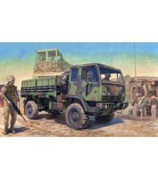 1:35 Военен камион на САЩ  M1078  (LMTV) Standard Cargo Truck