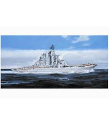 1:350 Руски боен кораб Admiral Ushakov (ex-Kirov)