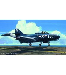 1:48 Палубен изтребител на САЩ F9F-3
