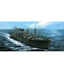 1:350 Tранспортен кораб на САЩ S.S JOHN W BROWN