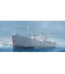 1:350 Транспортен кораб S.S. Jeremiah O'Brien