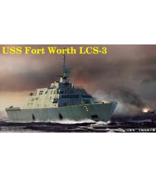 1:350 Боен кораб Форт Уърт (Fort Worth LCS-3)