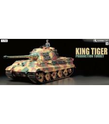 1:16 R/C модел на германски тежък танк King Tiger